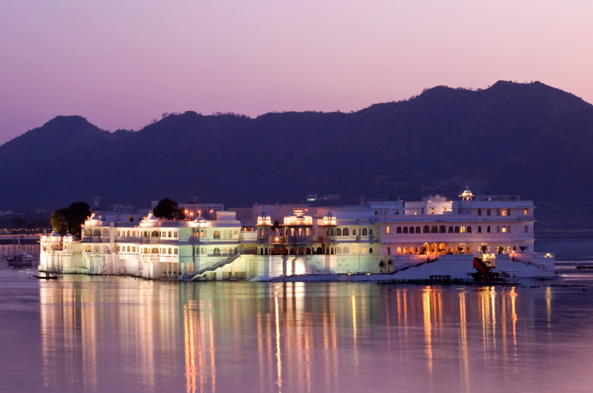A Peek into the Taj Lake Palace, Udaipur