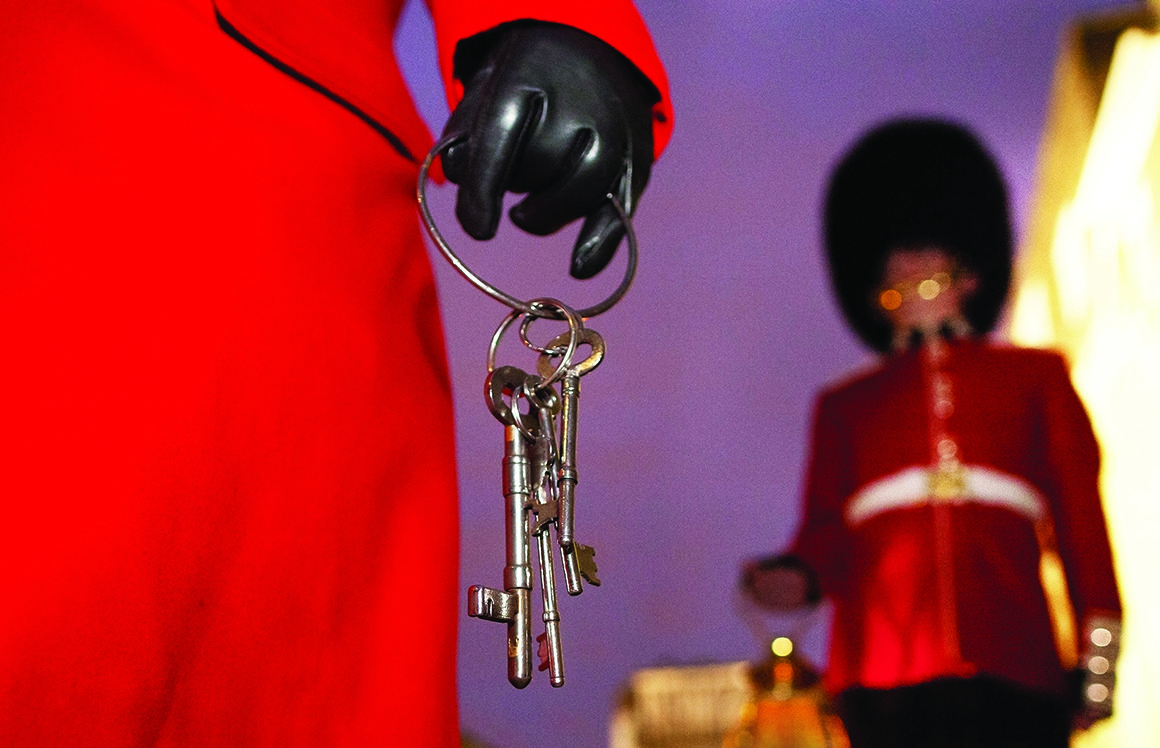 Ceremony of The Keys – a VIP exclusive